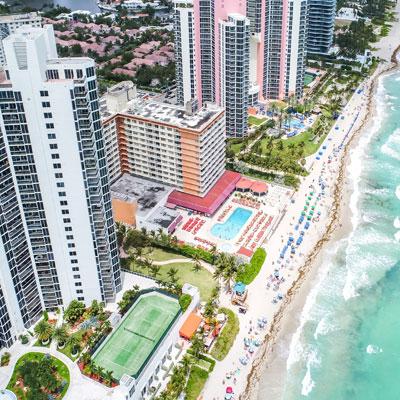 ocean two condominium complex