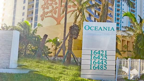 Oceania I condo complex