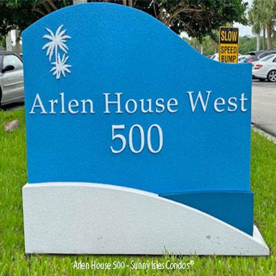 arlen house 500 residential building