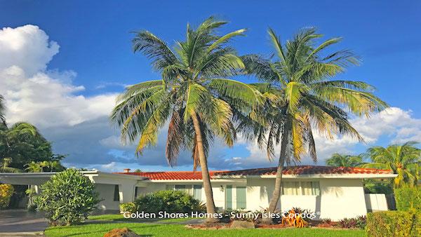 golden shores homes