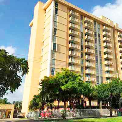 Keystone Towers Condominium Complex