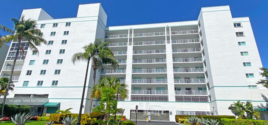 le laurier apartment building