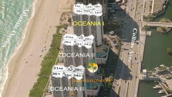 oceania ii condos sunny isles beach