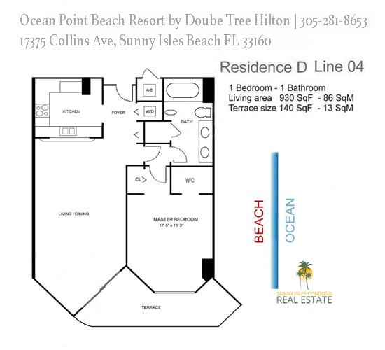 line 04 ocean point sunny isles beach
