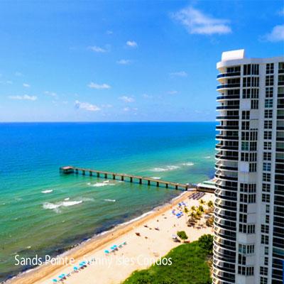 sands pointe condominium complex