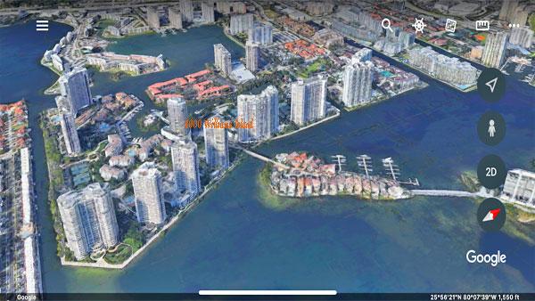 4000 williams island condo complex