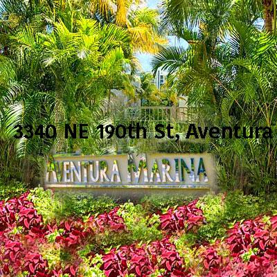 Aventura Marina I apartment building