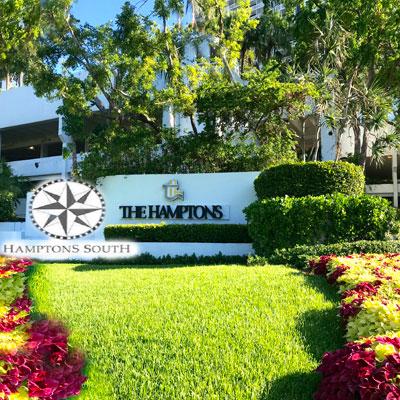 hamptons south condominium complex