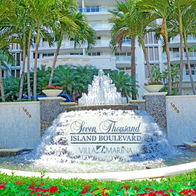 7000 williams island condominium complex