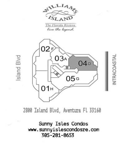 Williams Island 2800