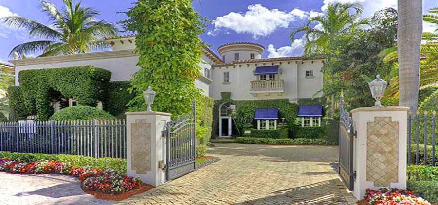 island estates homes residential complex