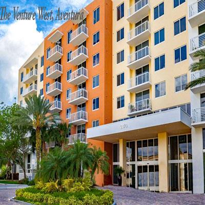 the venture west condominium complex
