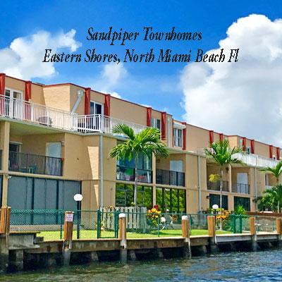 sandpiper eastern shores condo complex