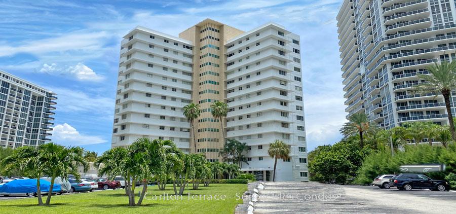 carlton terrace condominium complex