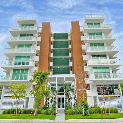 le jardin condominium complex