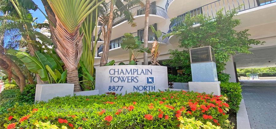 champlain towers north condo