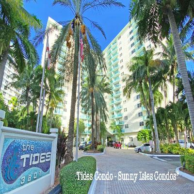 The Tides on Hollywood Beach Condominium Complex