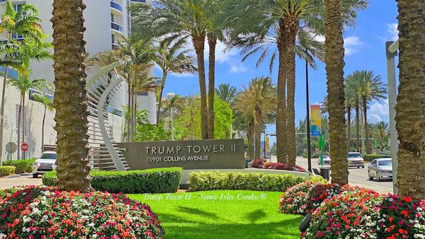 trump towers 2 sunny isles