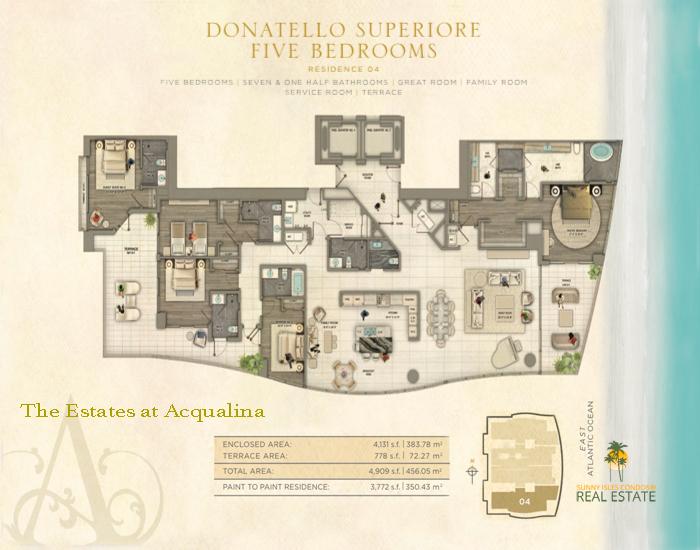 donatello the estates at acqualina