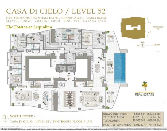 casa di cielo the estates at acqualina